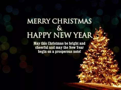 Christmas Wishes In Advance