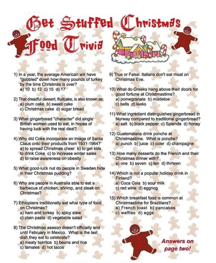 Christmas Quiz Quotes - Quotes M load