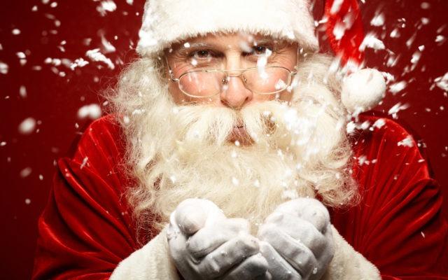 Santa HD Wallpaper