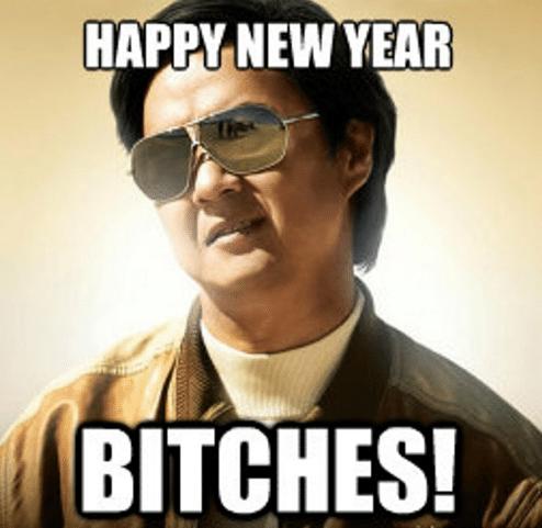 New Year 2021 Meme