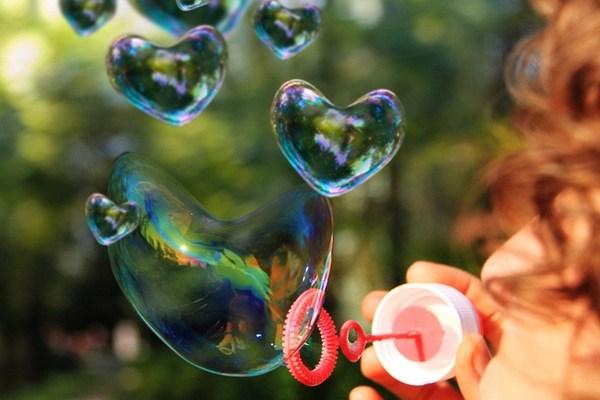 Σαπουνόφουσκες έρωτος 🎈🎈🎈 και 3D ταινίες!