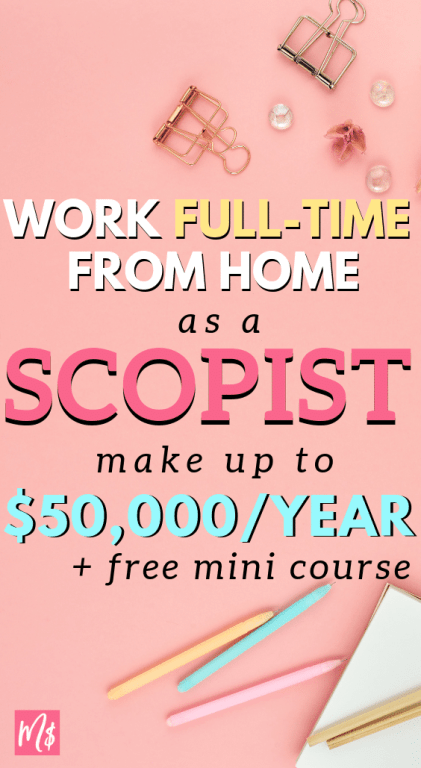 work from home, scoping, wfh careers, scoptist, proofreading jobs, working from home, work at home, legal jobs, wfh jobs for sahm moms, make money, side hustle, extra income from home