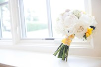 lovely bridal flowers from Amy Dunlap Originals