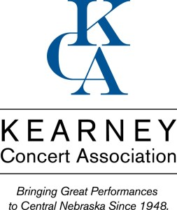 Kearney Concert Association Logo