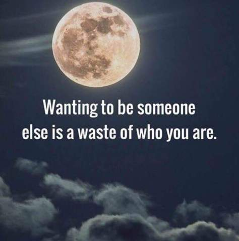 Don't Waste Who You Are Now