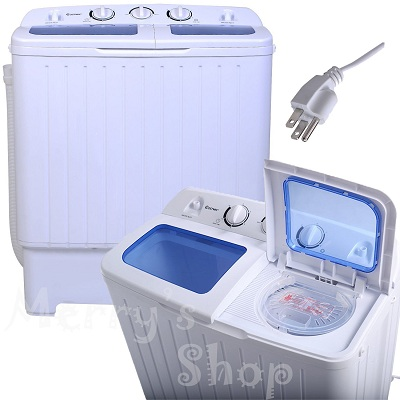 Washing Machine Compact Cleaner and Dryer All In One Portable ...