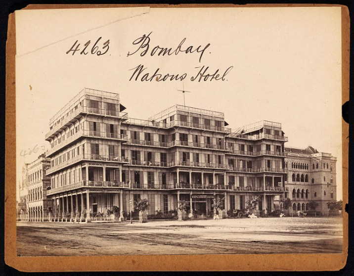 watson's hotel bombay (source: http://collections.vam.ac.uk/)
