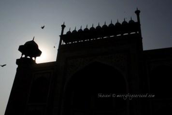 the darwaza / gateway