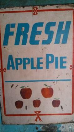 simple apple pie hoarding