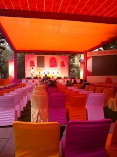 the front lawns - largest venue
