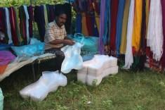 the plastic half-mannequins from mumbai