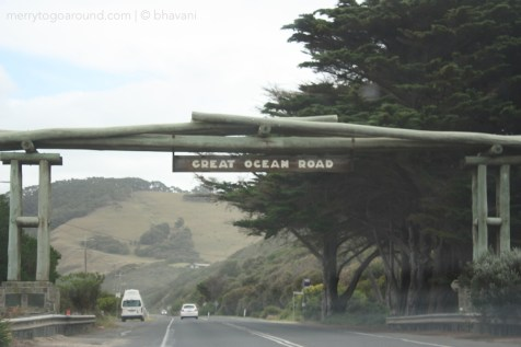 Welcome to the Great Ocean Road