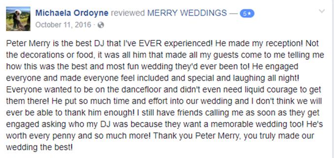 Michaela Ordoyne Facebook Review
