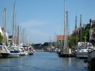 voiliers au port