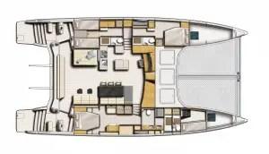 plan interieur catana c62