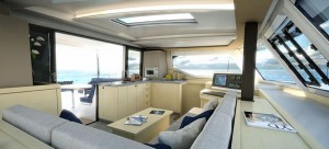 carré lucia 40 fountaine pajot