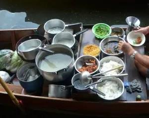 cuisine bateau