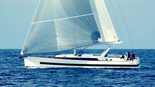 oceanis yacht 62 sous voiles