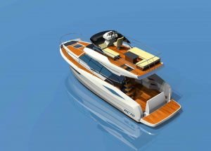 range cruiser rc10 flybridge