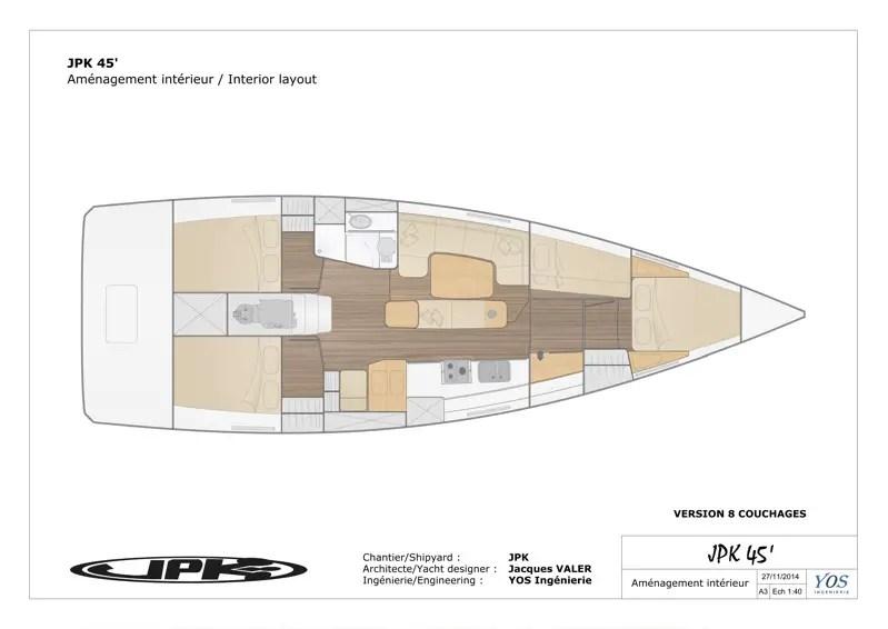plans JPK 45 FC