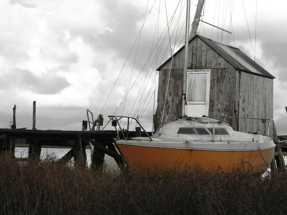 Des enchères pour les bateaux abandonnés