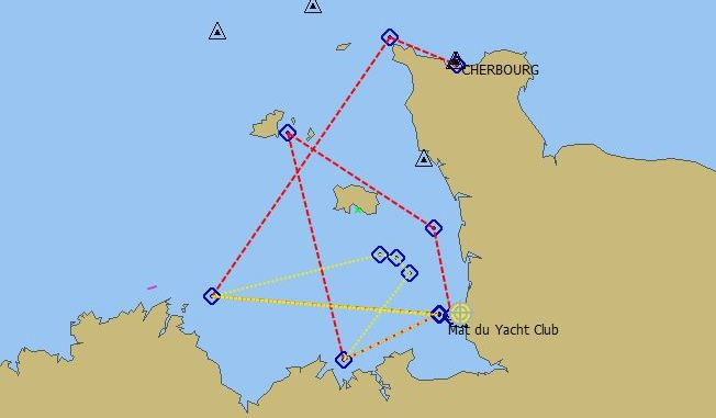 parcours solo normandie