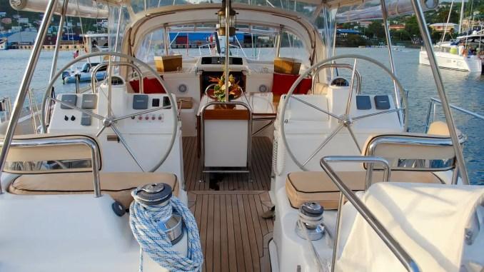 cockpit bateau