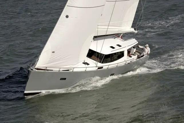 Moody 45DS, voilier en avance sur son temps