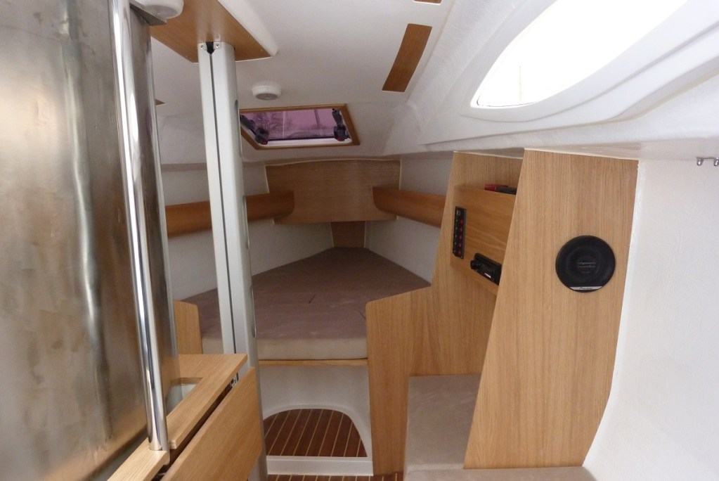cabine focus 750