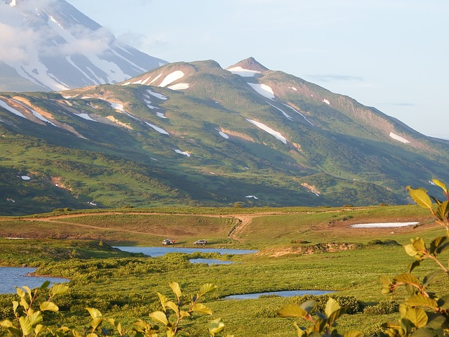 plateau de kamchatka
