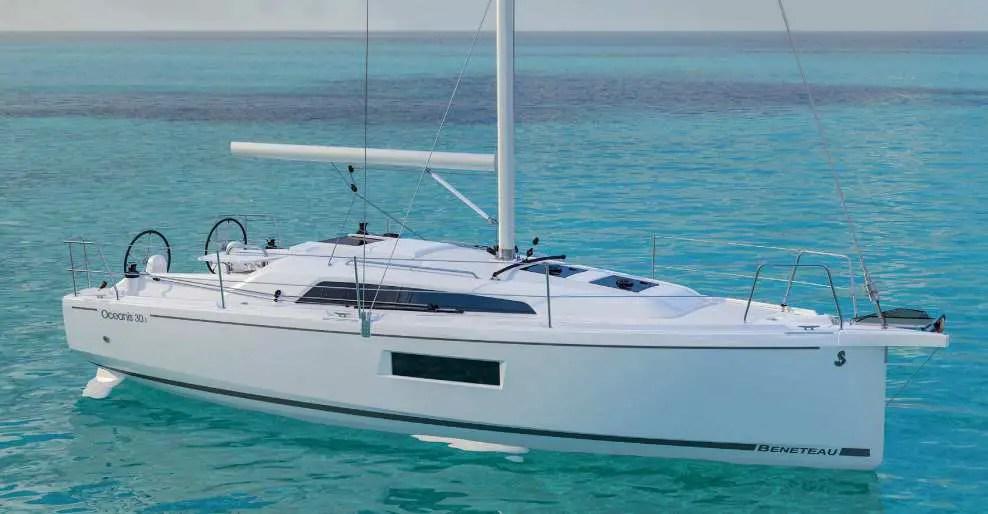 Oceanis 30.1, un voilier pour naviguer partout