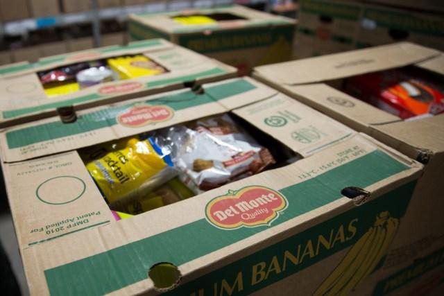 Wirral Emergency Food Hub