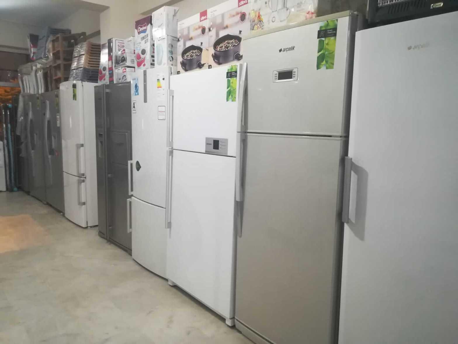 Mersin'de 2.el buzdolabı alanlar