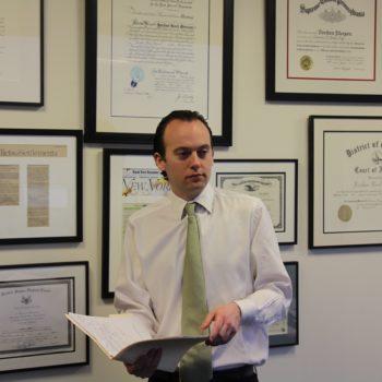 Jordan Merson Law Awards