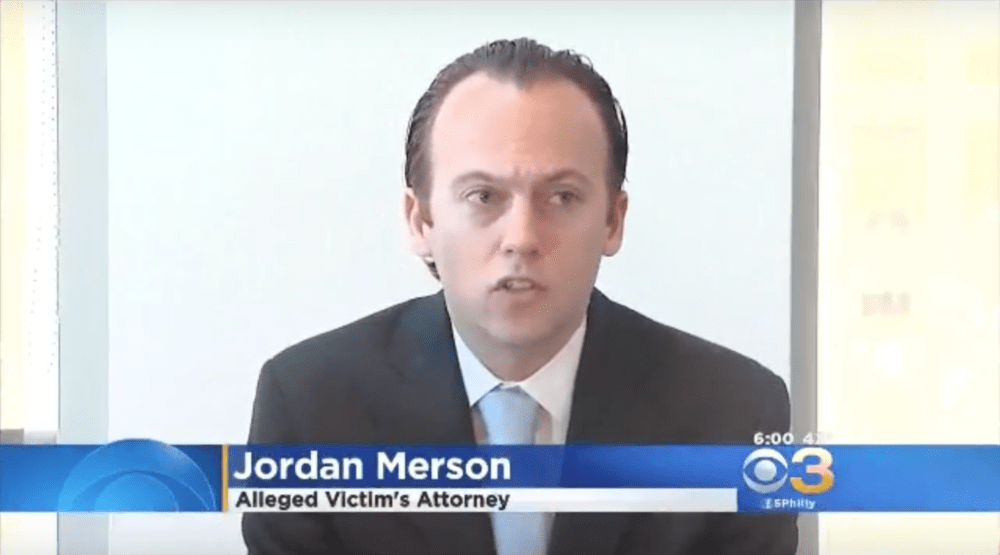 jordan merson merson law press conference