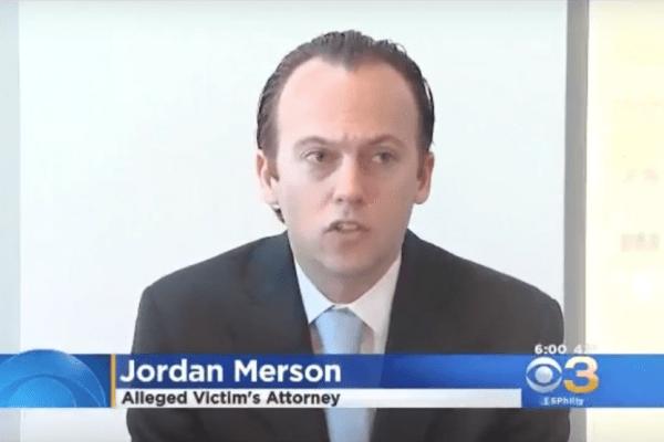 jordan merson merson law press conference