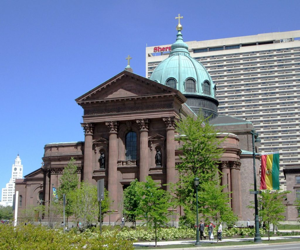Philadelphia Archdiocese IRRP Cathedral