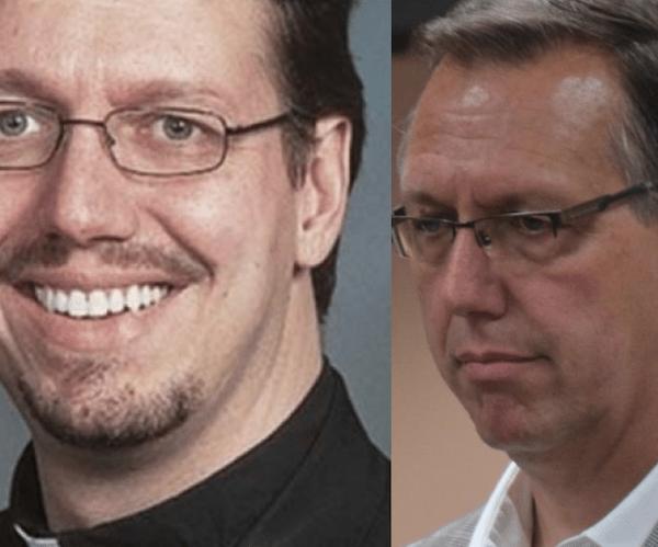 Father Joseph Baker pedophile catholic church