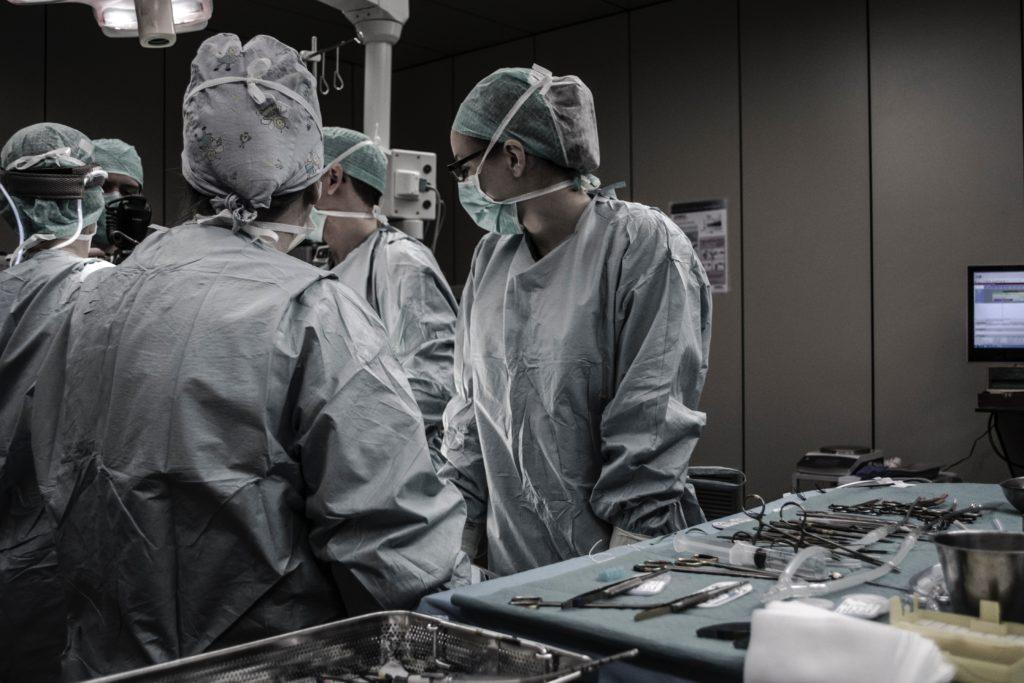 doctors examine hypoxic ischemic encephalopathy