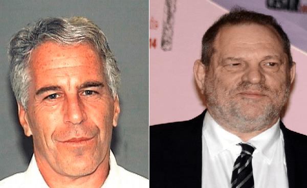 Jeffrey Epstein aided Harvey Weinstein