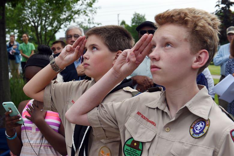 Merson Law Boy Scouts Sex Abuse Lawsuit