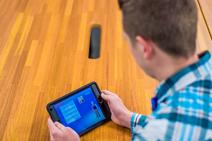 Virtual Reality Training - Retail