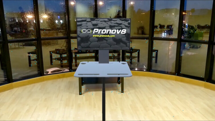 Pronov8 – Cart Product