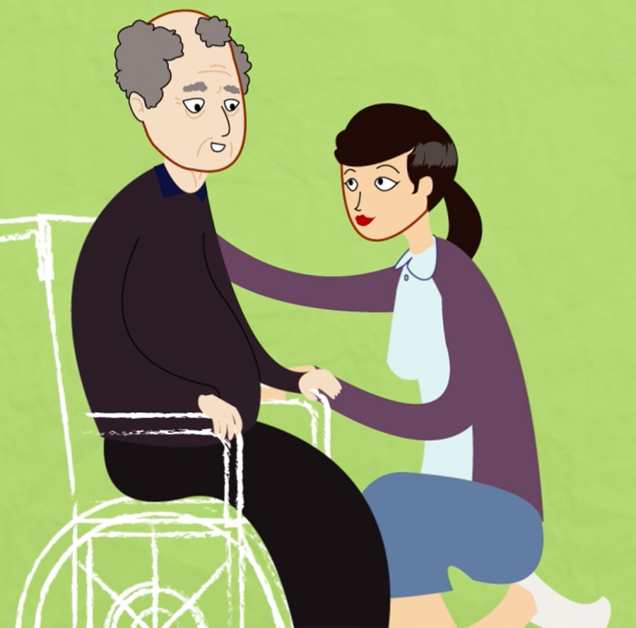 animation production - home care direct