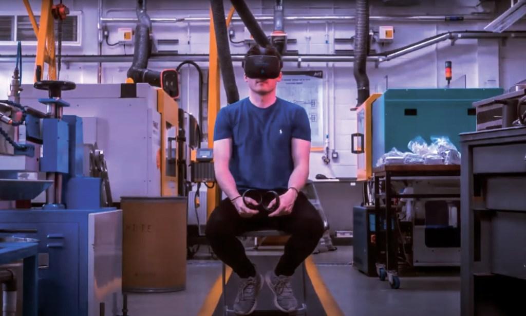 Virtual Reality VR training