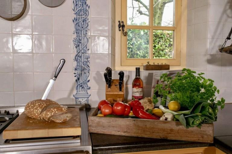 Oudhollandse keuken Hooge Zwaluwe groente fruit brood