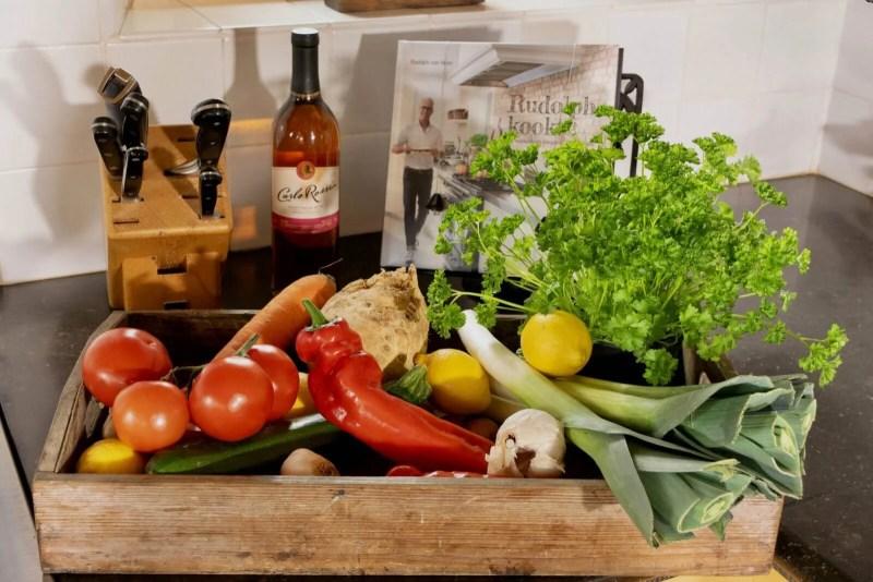 Oudhollandse keuken Hooge Zwaluwe groente fruit