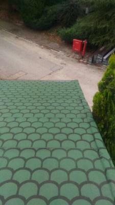 OSB Membran Shingle Çatı Uygulaması