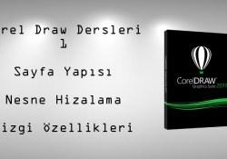 Corel Draw Dersleri