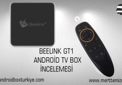 Beelink Gt1 Mini Android TvBox İncelemesi
